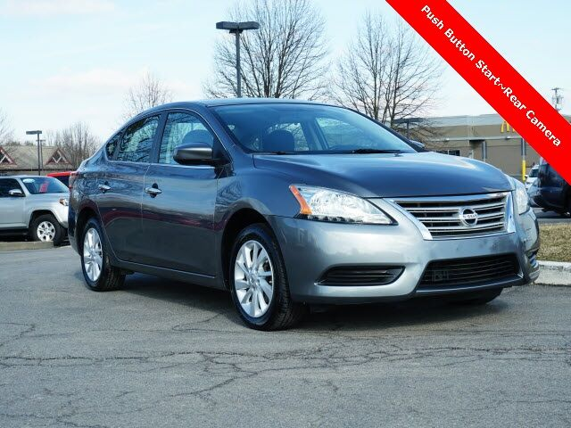 2015 Nissan Sentra SV Cranberry Twp PA