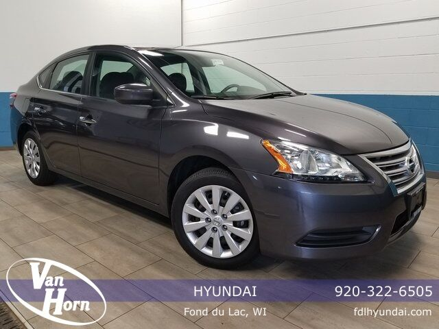 2015 Nissan Sentra SV Plymouth WI