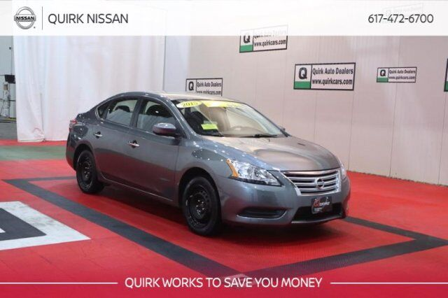 2015 Nissan Sentra SV Quincy MA