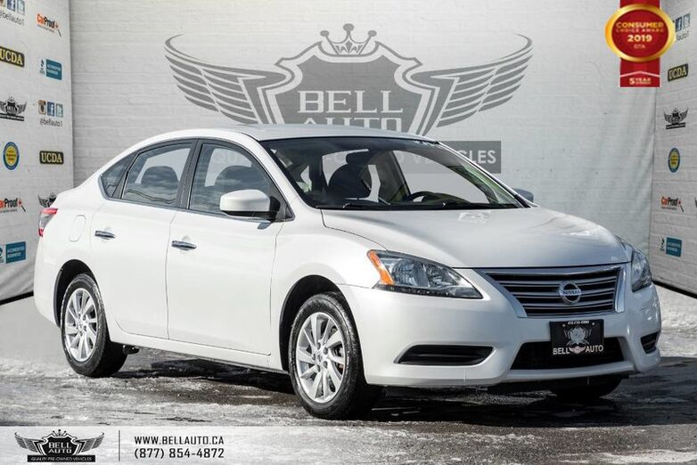 2015 Nissan Sentra SV, REAR CAM, BLUETOOTH, PUSH START, HEATED SEATS Toronto ON