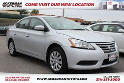 2015_Nissan_Sentra_SV_ St. Louis MO