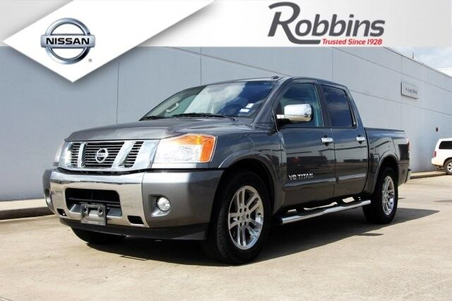 2015 Nissan Titan SL Houston TX
