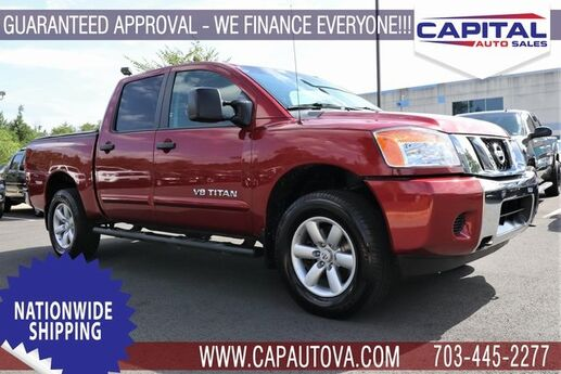 2015 Nissan Titan SV Chantilly VA
