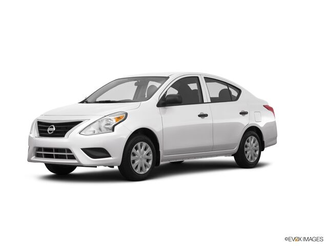 2015 Nissan Versa 1.6 S 5M Indianapolis IN