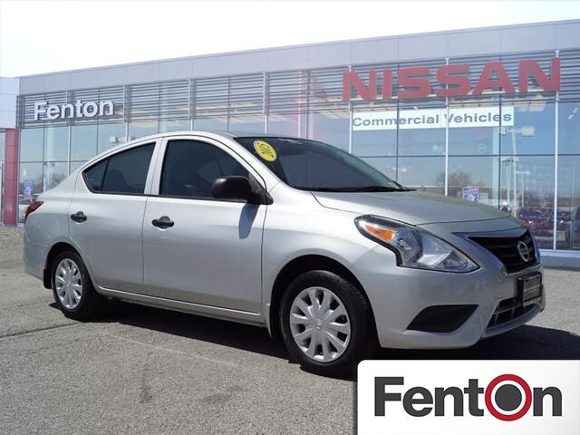 2015 Nissan Versa 1.6 S Plus CERTIFIED Lee's Summit MO
