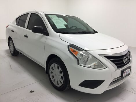 2015_Nissan_Versa_1.6 S Plus_ Edinburg TX