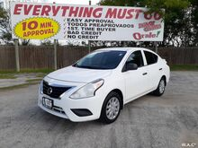 2015_Nissan_Versa_1.6 S Plus_ Harlingen TX