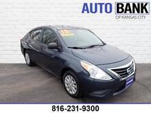 2015_Nissan_Versa_1.6 S Plus_ Kansas City MO