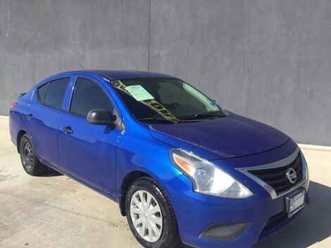 2015_Nissan_Versa_1.6 S Plus_ Mission TX