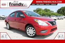 2015_Nissan_Versa_1.6 S Plus_ New Port Richey FL