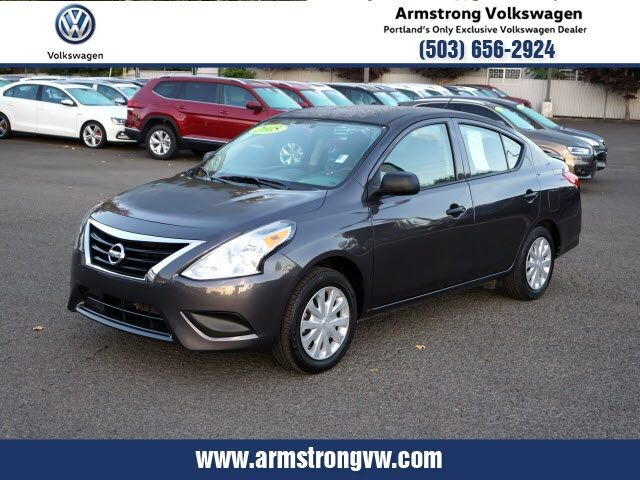2015 Nissan Versa 1.6 S Plus Gladstone OR