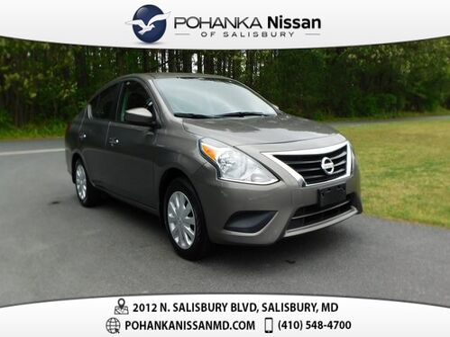 2015_Nissan_Versa_1.6 SV Pohanka Certified_ Salisbury MD