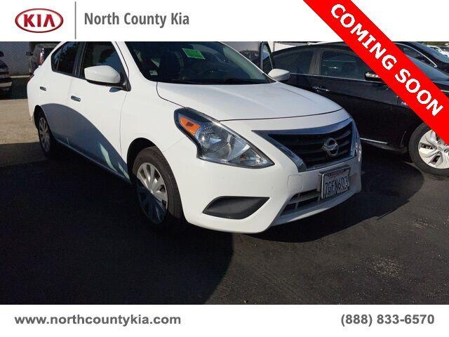 2015 Nissan Versa 1.6 SV San Diego County CA