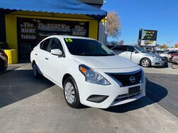 2015_Nissan_Versa_4d Sedan SV_ Albuquerque NM