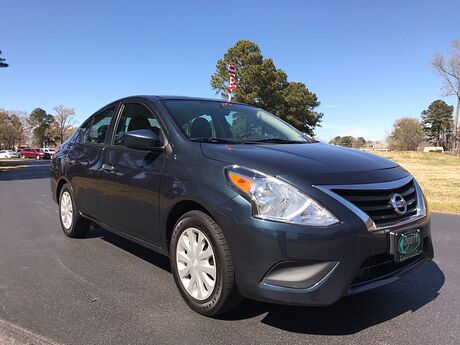 2015 Nissan Versa 4d Sedan SV Outer Banks NC