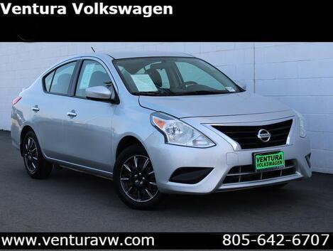 2015_Nissan_Versa_4dr Sdn CVT 1.6 SV_ Ventura CA