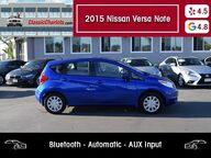 2015 Nissan Versa Note  Oceanside CA