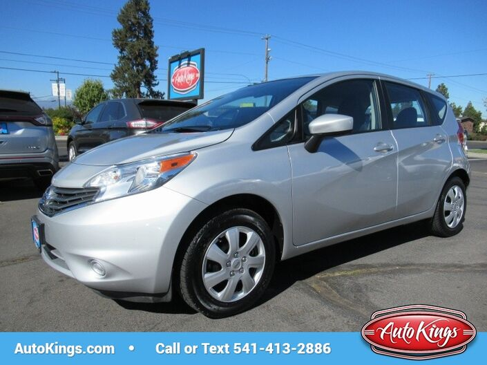 2015 Nissan Versa Note S Plus Hatchback Bend OR