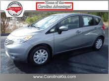 2015_Nissan_Versa Note_S Plus_ High Point NC
