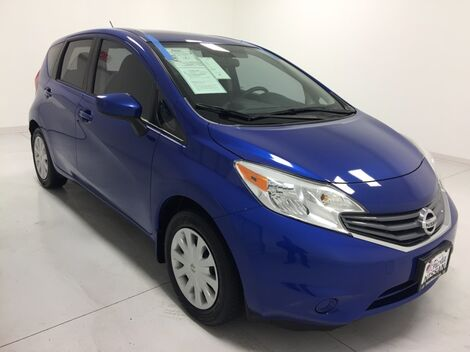 2015_Nissan_Versa Note_S Plus_ Mission TX