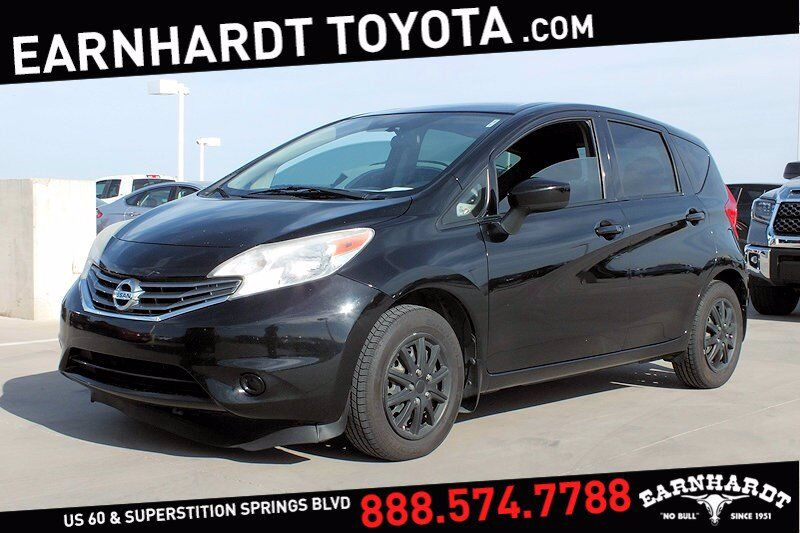 2015 Nissan Versa Note S Plus *WELL MAINTAINED* Mesa AZ