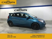 2015_Nissan_Versa Note_SV **Backup Camera** Bluetooth** Local Manitoba Vehicle**_ Winnipeg MB