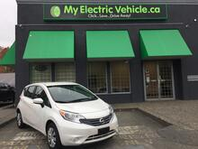 2015_Nissan_Versa Note_SV_ Coquitlam BC