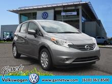 2015_Nissan_Versa Note_SV_ West Chester PA
