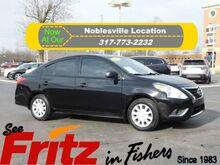 2015_Nissan_Versa_S_ Fishers IN