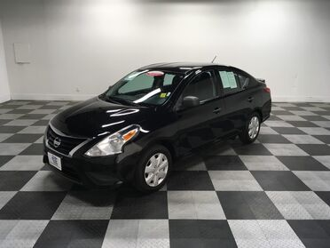 2015_Nissan_Versa_S Plus_ Chattanooga TN