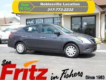 2015_Nissan_Versa_SV_ Fishers IN