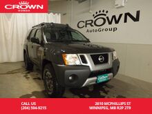 2015_Nissan_Xterra_PRO-4x / ACCIDENT-FREE HISTORY/LOW KMS/ BACK UP CAM/ HEATED SEATS_ Winnipeg MB