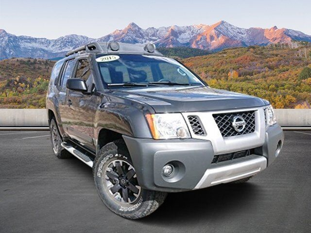 co contact nissan veh denver xterra suv in front pro range