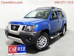 2015 Nissan Xterra S 5AT 4WD