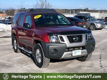 2015 Nissan Xterra S South Burlington VT