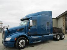 Peterbilt 579 Raised Roof 2015