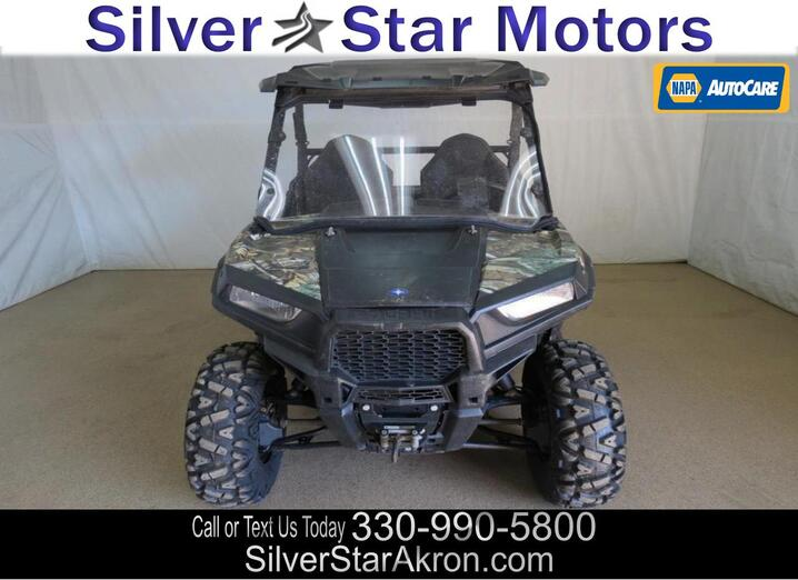 2015 Polaris Rzr ATV Tallmadge OH