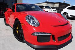 Porsche 911 2dr Cpe GT3,OVER $170,000 STICKER! 2015