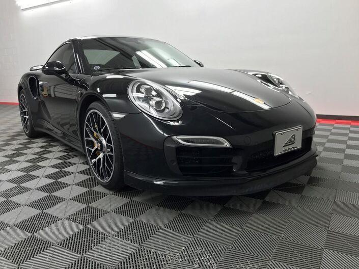 2015 Porsche 911 2dr Cpe Turbo S Appleton WI