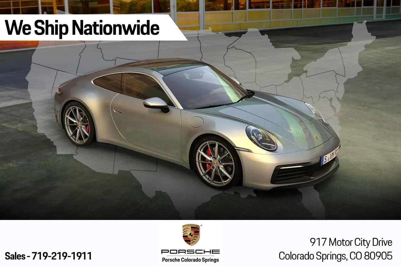 2015 Porsche 911 911 Turbo S Colorado Springs CO