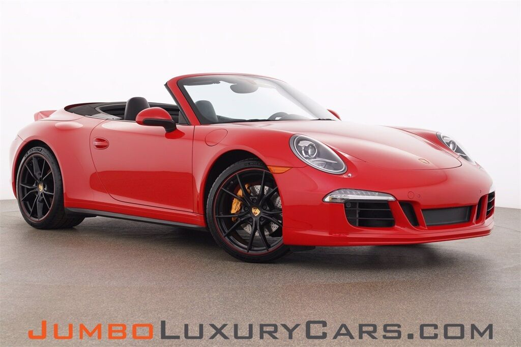 2015 Porsche 911 Carrera 4 Hollywood FL