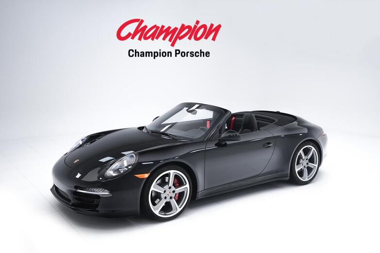 2015 Porsche 911 Carrera 4S Cab Pompano Beach FL