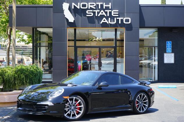 2015_Porsche_911_Carrera 4S_ Walnut Creek CA