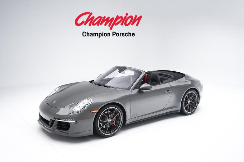 2015 Porsche 911 Carrera GTS Cab Pompano Beach FL