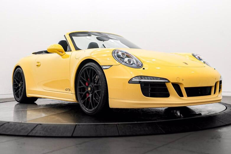 2015 Porsche 911 Carrera GTS Highland Park IL