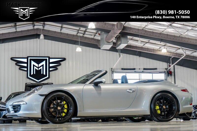 2015_Porsche_911_Carrera S_ Boerne TX