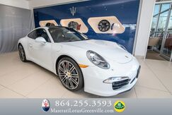 2015_Porsche_911_Carrera S_ Greenville SC