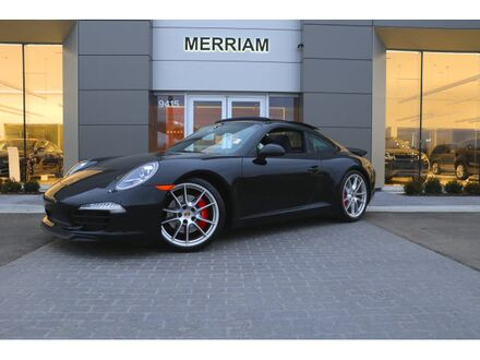2015_Porsche_911_Carrera S_ Merriam KS