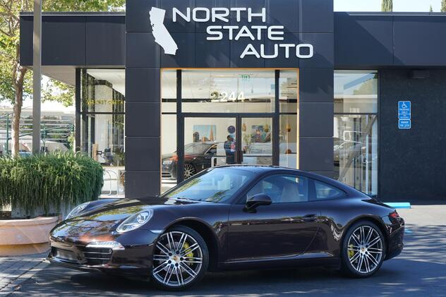 2015_Porsche_911_Carrera_ Walnut Creek CA
