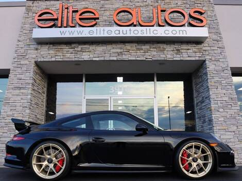 2015_Porsche_911_GT3 2dr Coupe_ Jonesboro AR